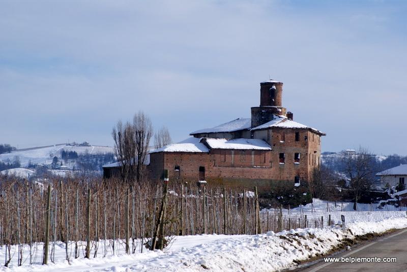 Castello della Volta, Barolo, Piemont, Włochy