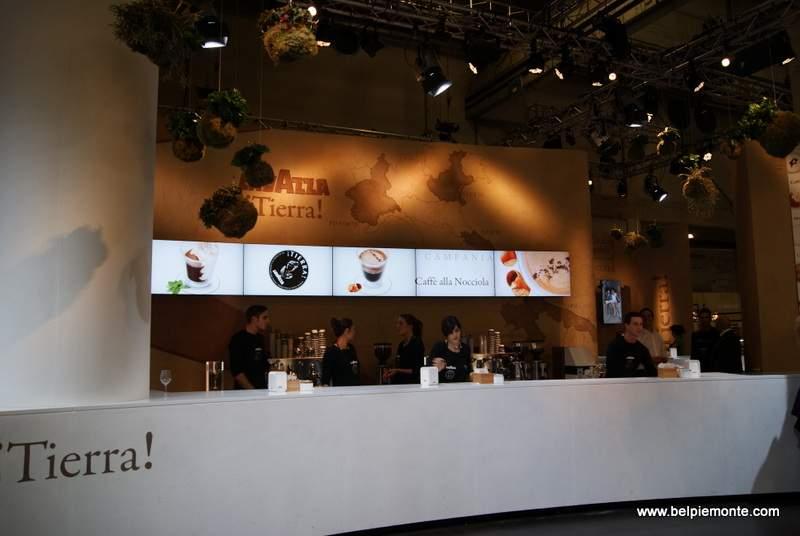 Lavazza, Salone del Gusto, Turyn, Włochy