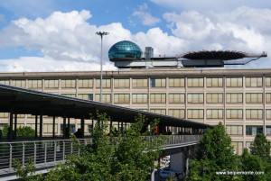 Była fabryka Fiata w Lingotto, Turyn, Piemont, Włochy
