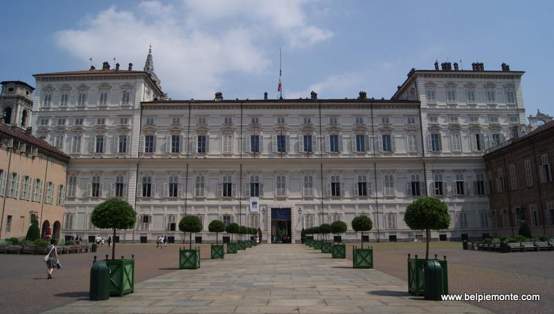 Palazzo Reale, Turyn, Włochy