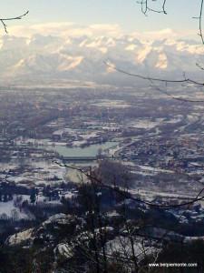 Panorama Turynu, Włochy