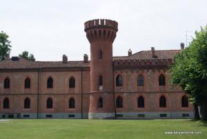 Castello di Pollenzo, Piemont, Włochy