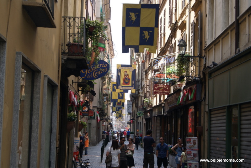 via San Tommaso, Turyn, Włochy