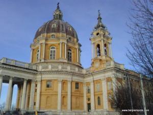 Basilica di Superga, Turyn, Włochy