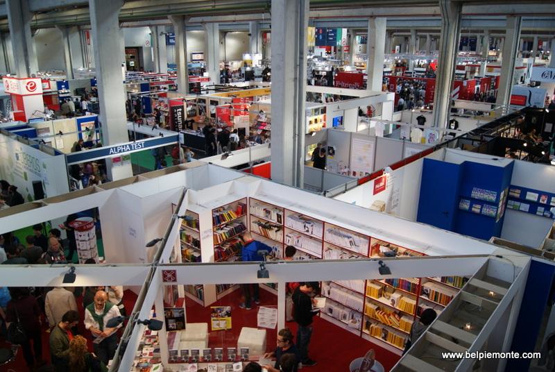 Salone del Libro 2013, Turyn, Piemont, Włochy