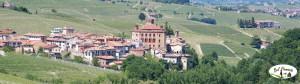 miasteczko Barolo, Piemont