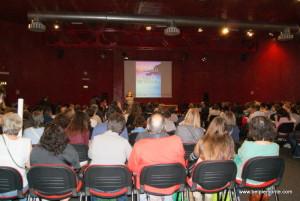 Andrea De Carlo na Salone del Libro 2013, Turyn, Włochy