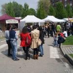 Streetfood podczas Vinum 2013, Alba, Piemont