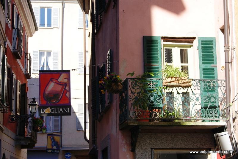 miasto Dogliani, Piemont, Włochy