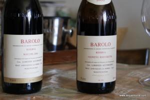 winnica Lorenzo Accomasso w La Morra (Piemont, Włochy)