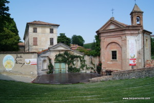 Monforte d'Alba, Piemonte, Italia