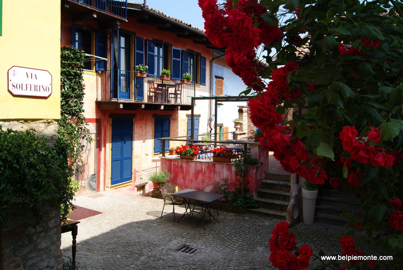 Monforte d'Alba, Piemont, Włochy