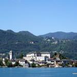 Lago D'Orta, Piemont, Włochy
