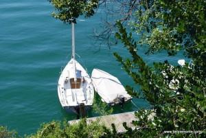 Lago g'Orta, Piemonte, Włochy