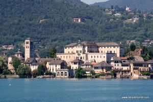 Isola San Giulio, Piemont, Włochy