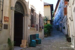 Orta San Giulio, Piemont, Włochy