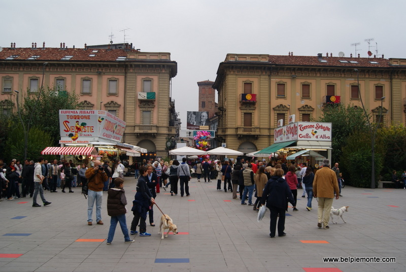 Alba, Piemonte, Włochy