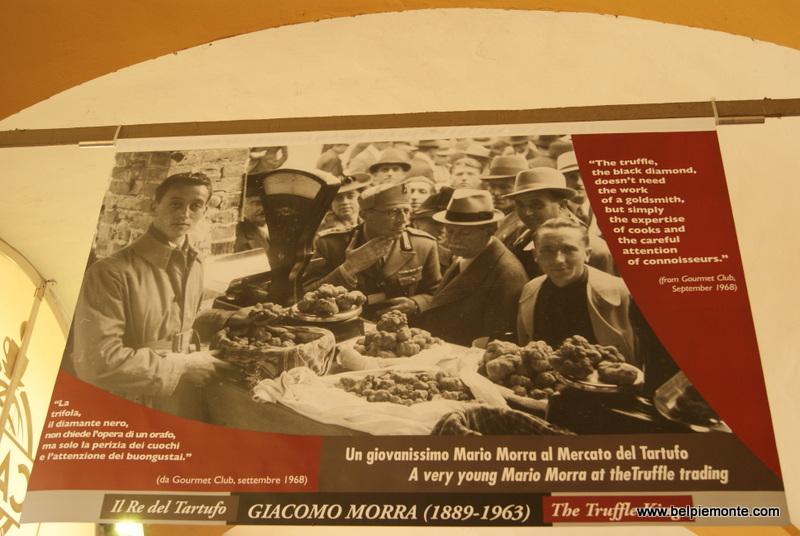 Giacomo Morra, Alba, Piemont, Włochy