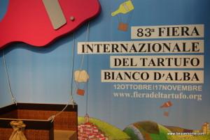 Międzynarodowe Targi Białej Trufli w Albie, Piemont, Włochy
