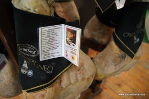 Prosciutto Crudo di Cuneo DOP, Piemont, Włochy