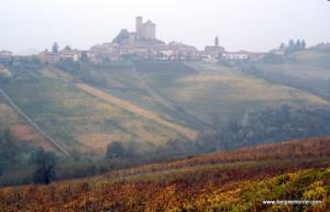 Serralunga d'Alba, Piemont, WLochy