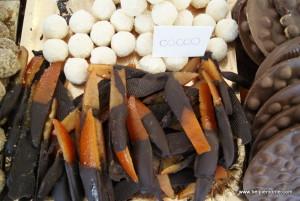 CioccolaTo' w Turynie, Piemont, Włochy