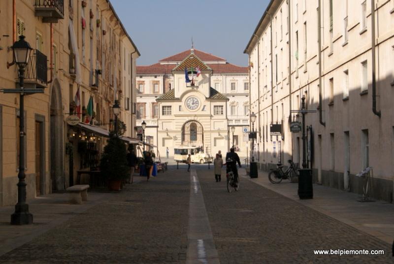 Borgo Venaria Reale, Piemont, Włochy