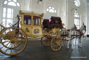 Carrozze Regali, Reggia di Venaria Reale, Turyn, Piemont, Włochy