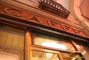 Caffe' Torino, Turyn, Piemont, Włochy
