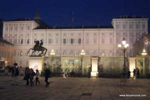 Palazzo Reale, Turyn, Piemont, Włochy