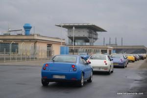 Fiat Coupe', Turyn, Piemont, Włochy