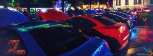 20-lecie Fiat Coupe, Turyn, Piemont, Włochy