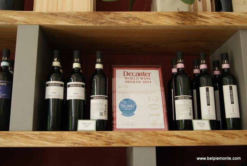 Wina Demarie, Roero, Piemont, Włochy