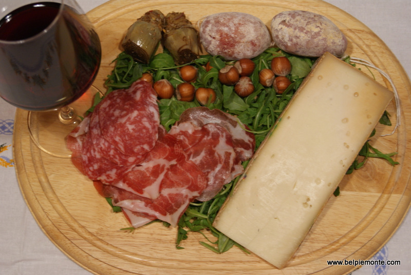 Włoskie wędliny i sery, Włochy