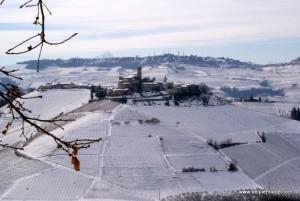 Castiglione Falletto, Piemont, Włochy