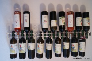 Winnica Josetta Saffirio, Piemont, Włochy