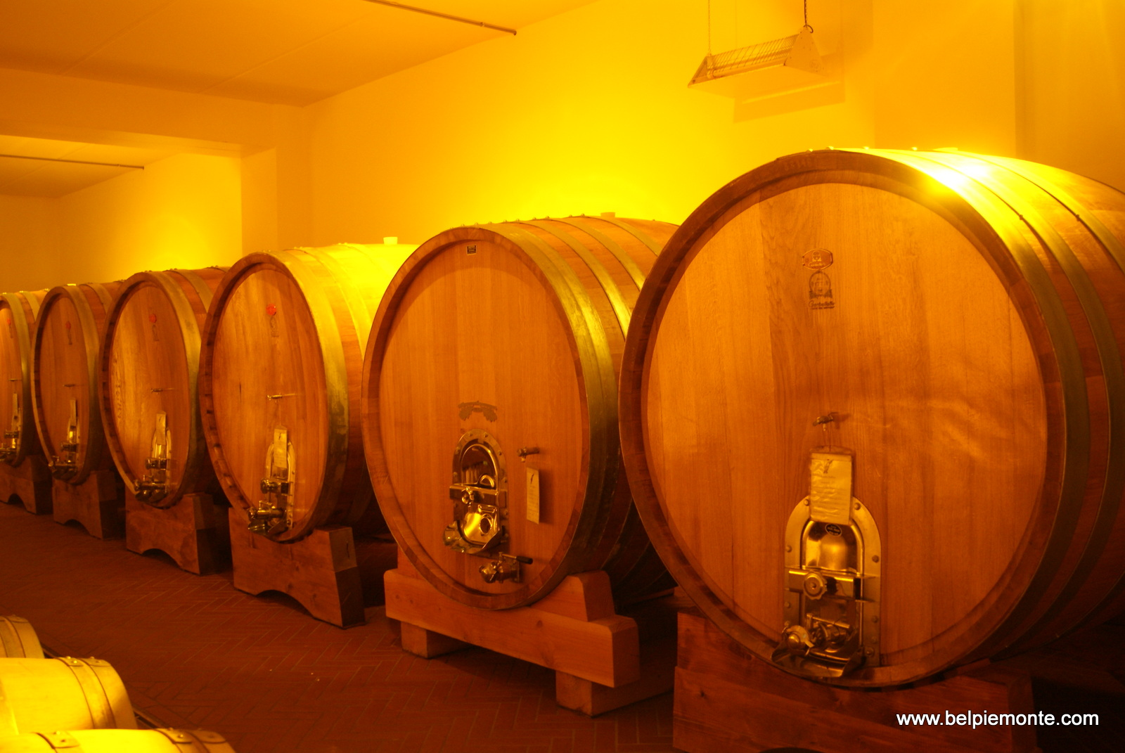 Winnica Josetta Saffirio, Piemonte, Włochy
