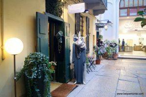 sklepy w Turynie, Piemont, Włochy